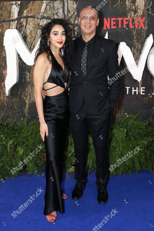 Kara Marni and Nitin Sawhney