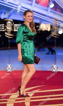 Julie Ferrier attends the 'Green Book' premiere during the 17th Marrakech International Film Festival, in Marrakesh, Morocco, 04 December 2018. The festival runs from 30 November to 08 December.