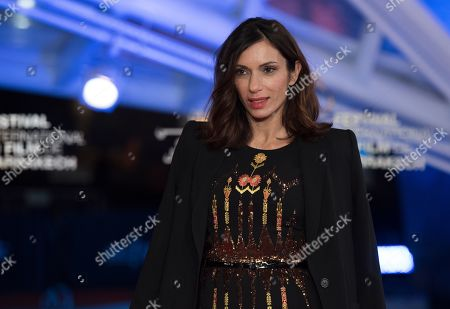 Aure Atika attends the 'Green Book' premiere during the 17th Marrakech International Film Festival, in Marrakesh, Morocco, 04 December 2018. The festival runs from 30 November to 08 December.
