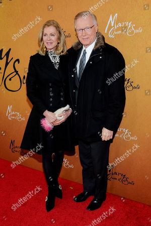 Ellen Ward Scarborough and Chuck Scarborough