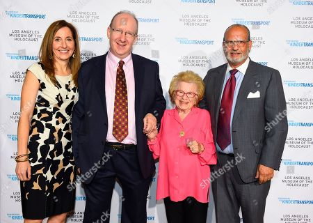Editorial image of Los Angeles Museum of the Holocaust 2018 Annual Gala, Beverly Hills, USA - 03 Dec 2018
