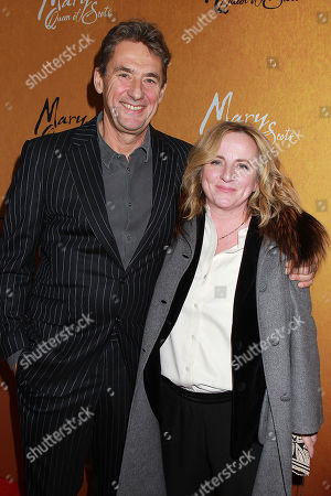 Tim Bevan and Debra Hayward