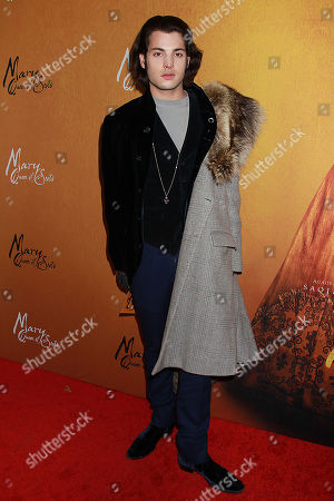 Editorial image of Mary Queen of Scots New York Premiere, USA - 04 Dec 2018
