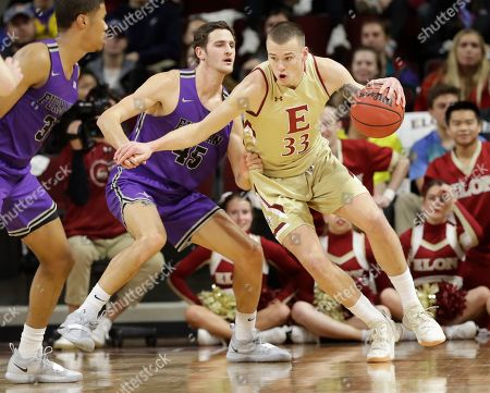 Editorial photo of Furman Basketball, Elon, USA - 04 Dec 2018