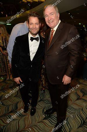 Nate Berkus and Richard D. Fain