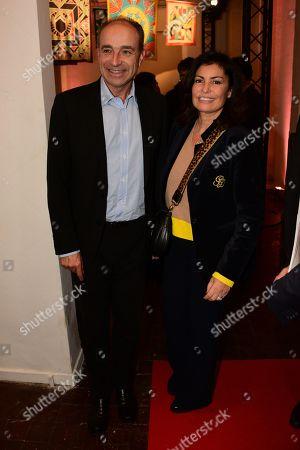 Jean-Francois Cope, Nadia d Alincourt