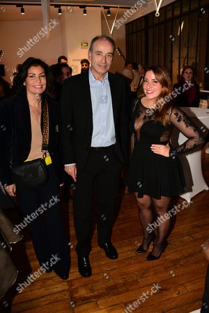 Nadia d Alincourt, Jean-Francois Cope, Mademoiselle Valerie Style