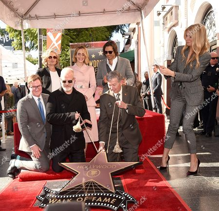 Editorial picture of Ryan Murphy Honored with a Star on the Hollywood Walk of Fame, Los Angeles, USA - 04 Dec 2018
