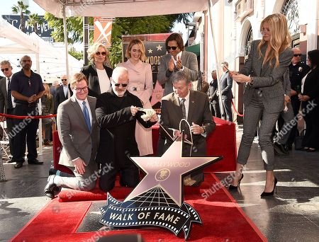 Editorial photo of Ryan Murphy Honored with a Star on the Hollywood Walk of Fame, Los Angeles, USA - 04 Dec 2018