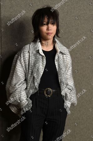 Editorial image of Chanel Metiers D'Art 2018/19 Show - Arrivals, New York, USA - 04 Dec 2018