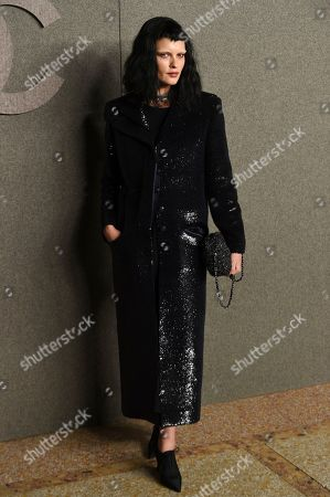 Editorial photo of Chanel Metiers D'Art 2018/19 Show - Arrivals, New York, USA - 04 Dec 2018