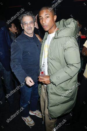 Tom Sachs and Pharrell Williams