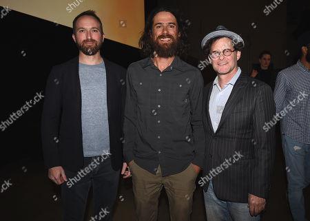 Neil Gelinas, Chris Boyes, Matthew Carey
