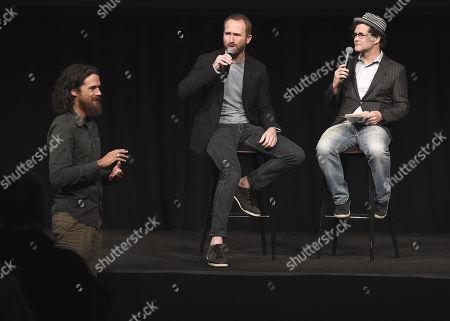 Chris Boyes, Neil Gelinas, Matthew Carey