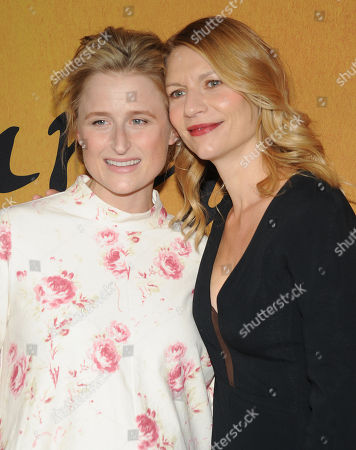 Claire Danes and Mamie Gummer