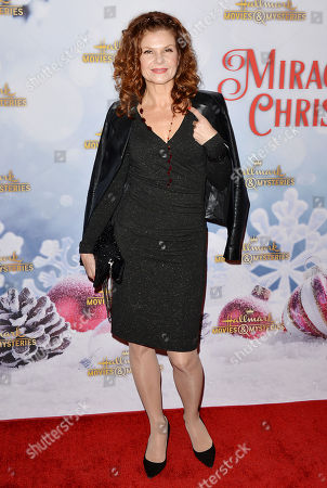 Editorial image of Hallmark Channel Holiday Party and 'Once Upon a Christmas Miracle' screening, Los Angeles, USA - 04 Dec 2018