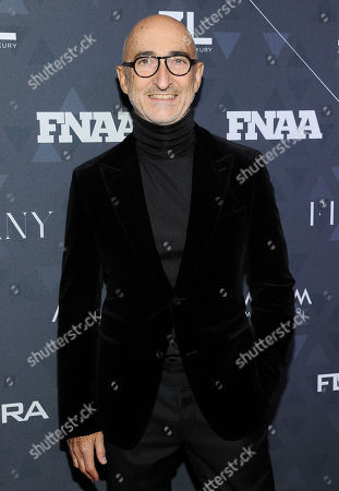 Editorial image of 32nd Annual Footwear News Achievement Awards, New York, USA - 04 Dec 2018