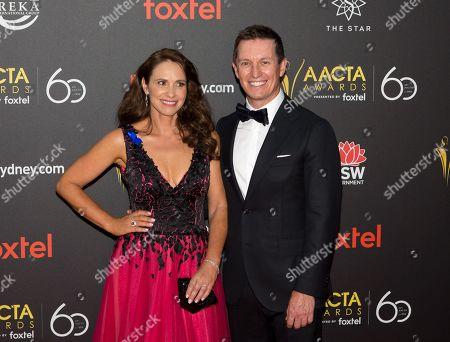 Editorial image of 8th AACTA Awards, Arrivals, Sydney, Australia - 05 Dec 2018