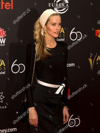 Editorial picture of 8th AACTA Awards, Arrivals, Sydney, Australia - 05 Dec 2018
