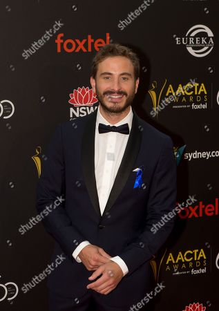 Editorial picture of 8th AACTA Awards, Arrivals, Sydney, Australia - 05 Dec 2018