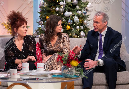 Editorial photo of 'Lorraine' TV show, London, UK - 05 Dec 2018