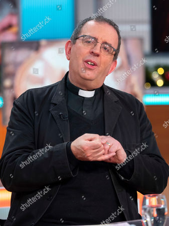 Rev Reverend Richard Coles