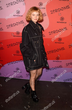 Editorial photo of Refinery29's 29Rooms LA: Expand Your Reality , Los Angeles, USA - 04 Dec 2018