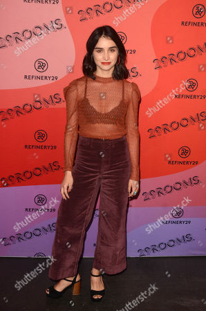 Editorial picture of Refinery29's 29Rooms LA: Expand Your Reality , Los Angeles, USA - 04 Dec 2018