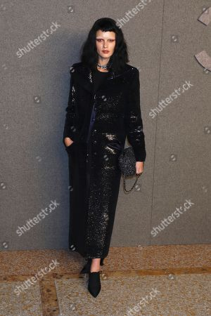 Editorial picture of Chanel Metiers d'Art 2018-2019 show, Arrivals, New York, USA - 04 Dec 2018