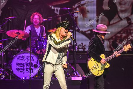 Cheap Trick - Daxx Nielsen, Robin Zander and Tom Petersson