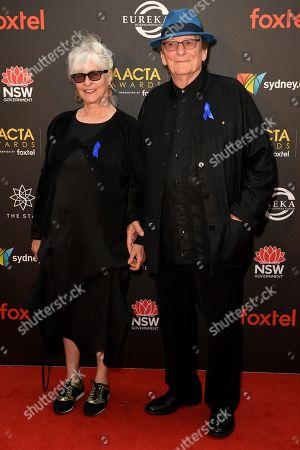 Editorial image of AACTA Awards, Sydney, Australia - 05 Dec 2018