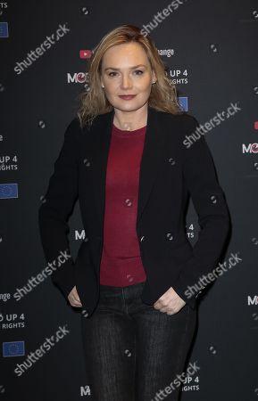 Editorial picture of Mobile Film festival, Paris, France - 04 Dec 2018