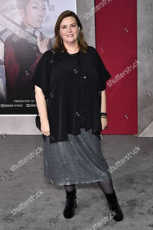 Editorial picture of 'Mortal Engines' film premiere, Arrivals, Los Angeles, USA - 05 Dec 2018