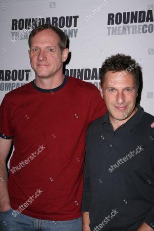 Mark Brokaw and Patrick Marber