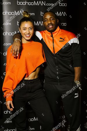 Editorial picture of boohooMAN Championship bowling hosted by Krept and Konan, London, UK - 04 Dec 2018