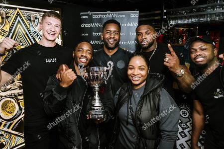 Editorial photo of boohooMAN Championship bowling hosted by Krept and Konan, London, UK - 04 Dec 2018