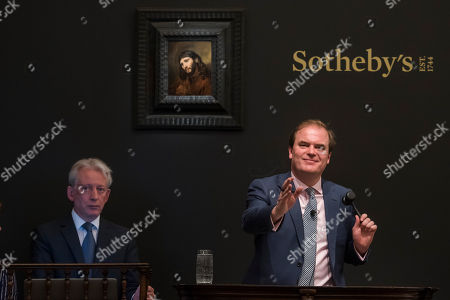 Editorial image of Sotheby's Old Masters Evening Sale, London, UK - 05 Dec 2018