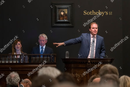 Editorial picture of Sotheby's Old Masters Evening Sale, London, UK - 05 Dec 2018