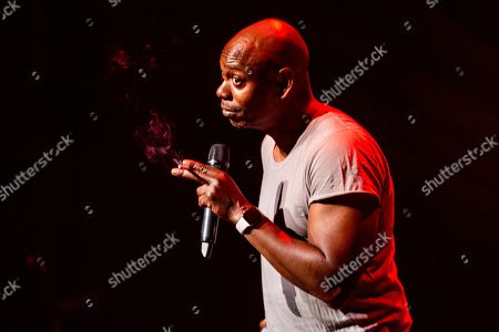 Exclusive -  Dave Chappelle