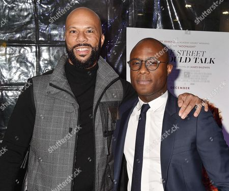 Common, Barry Jenkins