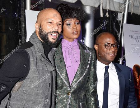 Editorial image of 'If Beale Street Could Talk' film screening, Arrivals, Los Angeles, USA - 04 Dec 2018