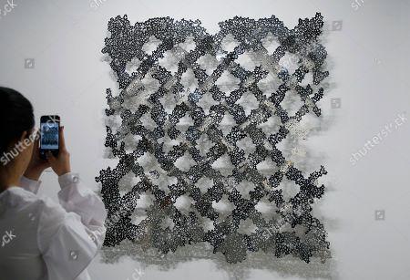 Editorial image of Art Basel, Miami, USA - 05 Dec 2018