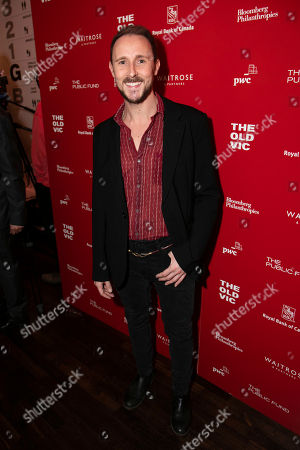 Editorial picture of 'A Christmas Carol' play, After Party, London, UK - 05 Dec 2018