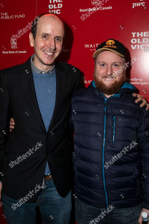 Stock Photo of Jack Thorne (Adaptation) and Tim Key