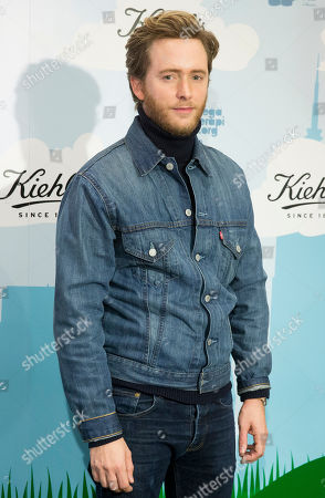 Editorial picture of 'Kiehls' photocall, Madrid, Spain - 04 Dec 2018