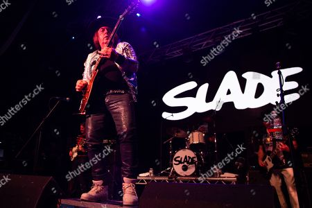 Stock Picture of Slade - Dave Hill and Don Powell