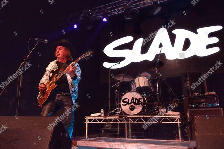Slade - Dave Hill and Don Powell