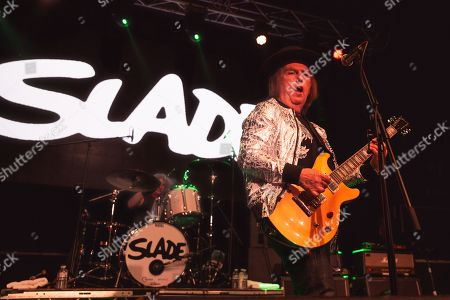 Editorial picture of Slade in concert at O2 Academy, Newcastle, UK - 05 Dec 2018