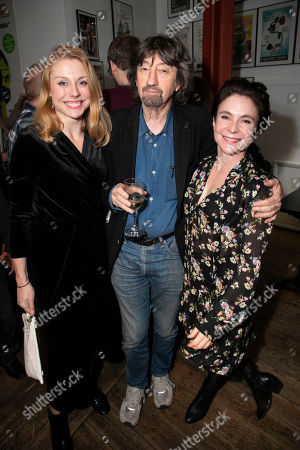 Kelly Price, Sir Trevor Nunn (Director) and Kaisa Hammarlund