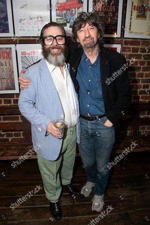 Andy Nyman (Tevye) and Sir Trevor Nunn (Director)